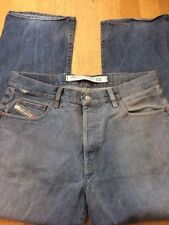 Diesel Cotton Faded Big & Tall Size Jeans for Men