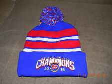 Chicago Cubs  2016 World Series/ NL Champions Winter Wool Hat