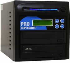 Produplicator 1-1 M-Disc Burner 24X SATA CD DVD Duplicator Duplication Tower