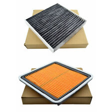 Combo Set Engine & Cabin Filter for Subaru Outback Legacy 2.5L 3.6L 2010-2019