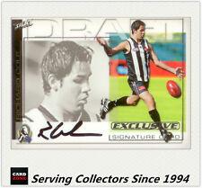 2002 Select AFL Series Medal Signature Card Mcs3 Shaun Hart(norm Smith