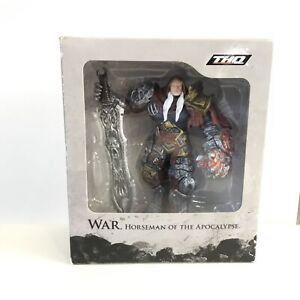 THQ Darksiders - War, Horseman of the Apocalypse Figure #416