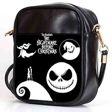 NIGHTMARE BEFORE CHRISTMAS Crossbody Women Shoulder Casual Bags Leather