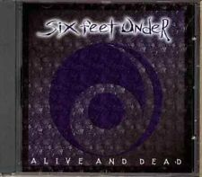 Six Feet Under - Alive And Dead [CD]