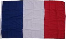 XXL DRAPEAU DE LA FRANCE 250 x 150 cm avec métal œillets pour à hisser Bannière