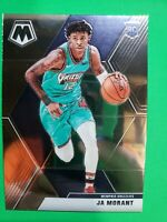 2019-20 Mosaic Ja Morant Rookie Card TRUE RC #219 Memphis Grizzlies 🔥 read