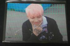 BTS Fan Meeting RUN Official Photo Card Rap Monster