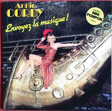 """ANNIE CORDY - LP """"ENVOYEZ LA MUSIQUE !"""""""