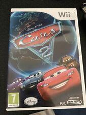 Cars 2 (Wii) - Nintendo Wii - FREE POST UK