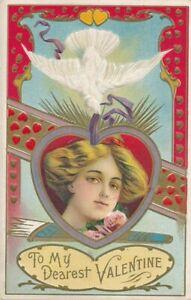 VALENTINE'S DAY - To My Dearest Valentine - 1917