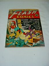 New ListingFlash Comics # 38 (1943)