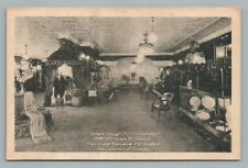 Sellers Gough Fur Co TORONTO Store Interior—250 Yonge Street—Antique Advertising