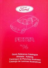 Ford Car Parts Catalogues