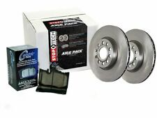 For 1971-1975 Chevrolet Bel Air Brake Pad and Rotor Kit Front Centric 75184TZ