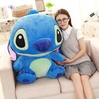 NEW Lilo y Stitch Giant Cartoon Toys Animal Dolls Soft Sleep Pillow Grandes Gift