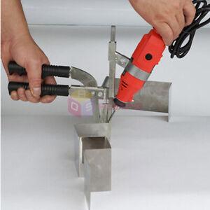 220V Letter Bending Tool Slotting Machine Metal Letter Bender with Word Welder