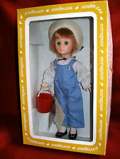 """Effanbee Storybook Doll, Jack  from """"Jack and Jill"""", 11"""" w/ tags #1186 USA"""