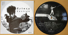 "PRINCE LETITGO 7"" VINYL Picture Pic Disc  LIMITED COLLECTOR'S EDITION #19324"