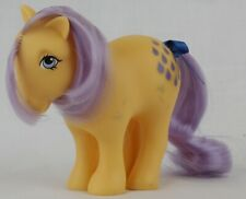 Vintage My Little Pony G1: Lemondrop Year 2 Playset Pony