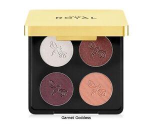 Jafra ROYAL Luxury Eyeshadow Quad Garnet Goddess