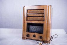 258 Röhrenradio Radione OSA (0SA) von 1934/1935 sehr selten Österreich