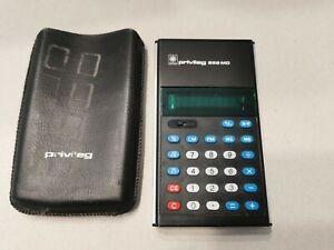 Taschenrechner Quelle Privileg 856 MD