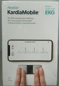 AliveCor AC-009-UA-DI KardiaMobile Wireless Personal EKG Monitor New ‼️✅🌟🌟🌟🌟