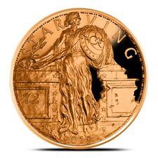 20  Zombucks® 1oz - .999 Fine Copper Bullion Starving Liberty #7 in Series