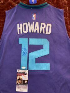 Dwight Howard #12 Charlotte Hornets Autographed Signed Jersey (JSA COA)