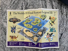 Final Fantasy Legend Iii Map Only