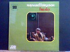 MAYNARD FERGUSON   Freaky  LP    Great !!