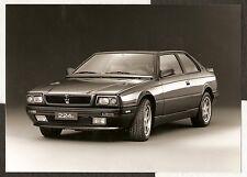1990 Maserati Biturbo 2.24 V originale periodo FACTORY fotografia fotografia