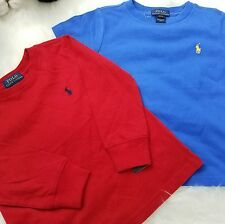 Polo Ralph Lauren Kids Shirts Lot 2T Pony Casual Designer Stitched School  A1