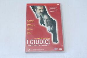 DVD I GIUDICI EXCELLENT CADAVERS [FN2-032]