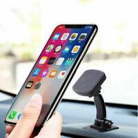 Supporto Nero Stand da Cruscotto Universale Auto Porta Smartphone Cellulare Nuo