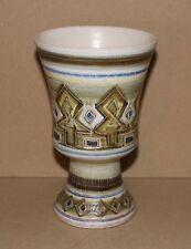 Vase en faïence par Marcel Guillot - céramique art décoratif 1950/60