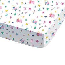 Linge de lit et ensembles pour enfant avec des motifs blancs Pour enfant