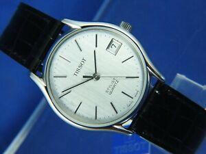 Tissot Stylist Swiss Quartz Watch Vintage Circa 1980s New Old Stock NOS Unworn