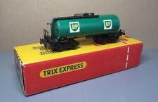 Trix Express 491 - Kesselwagen BP von 1961-1962, seltene Version, unbespielt!