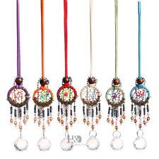 Set 6 Handmade Dream Catcher Wall Hanging Decoration Ornament Gift Suncatcher