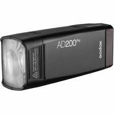 Godox AD200 Pro Ttl Witstro Blitzgerät