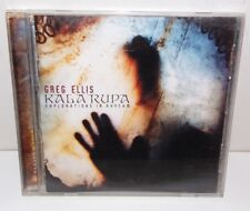 Kala Rupa by Greg Ellis (Vocals) Used CD In Good Condition