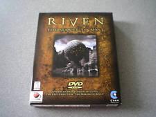 Riven: The Sequel to Myst    WIN 95   NIB    NEW