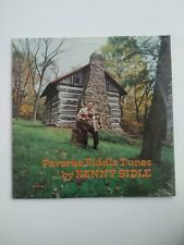 Vtg Favorite Fiddle Tunes... by Kenny Sidle Vinyl LP Record Bluegrass NEW!!!