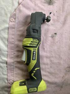 Ryobi One Plus One+ 18v Multi Tool RMT1801M Bare Unit