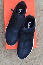 Adidas mens sneakers size 13 black/white.