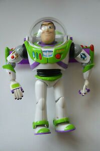 BUZZ LIGHTYEAR Talking Action Figure 12'' - Toy Story - Mattel Disney Pixar 2009