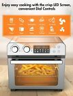 1700W Large Air Fryer Convection Toaster Oven 24 QT/6 Slices ETL Certification photo