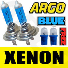 H7 XENON ICE BLUE 499 HEADLIGHT BULBS 12V RENAULT MEGANE