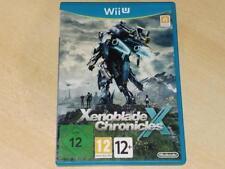 Jeux vidéo anglais pour jeu de rôle et Nintendo Wii